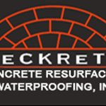 Deckrete Concrete Resurfacing, Inc. Logo
