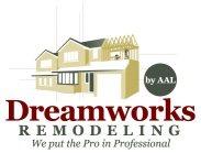 Dreamworks Remodeling Logo