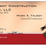 A. Talbot Construction Group, LLC Cover Photo