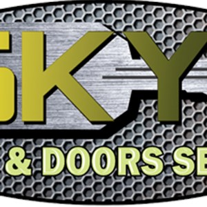 SKY LOCK AND DOORS SERVICE Logo