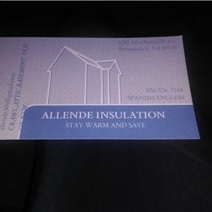 Allende Insulation Logo