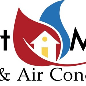 Comfort Measure Heating & Air Conditioning Logo