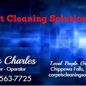 Carpet Cleaning Solutions LLC Logo
