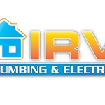 IRV Pluming & Electric Logo