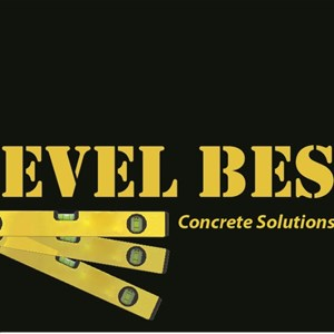 Level Best Concrete Solutions Logo