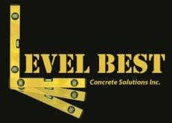 Level Best Concrete Solutions Logo