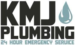 Kmj Plumbing Logo