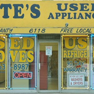 Petes Used Appliances Cover Photo