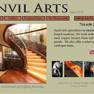 Anvil Arts Cover Photo