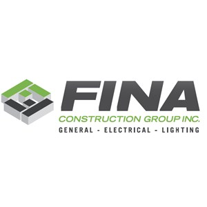 FINA Construction Group Logo