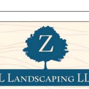 ZL landscaping Logo