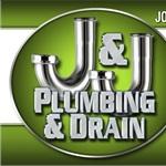 J & J Plumbing & Drain Logo