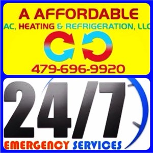 Aaffordable Ac Heating Refrigeration Llc. Cover Photo