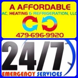 Aaffordable Ac Heating Refrigeration Llc. Logo