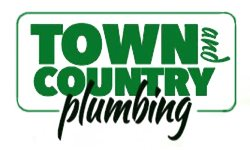 Town and Country Plumbing Logo