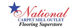 National Carpet Mill Outlet Logo