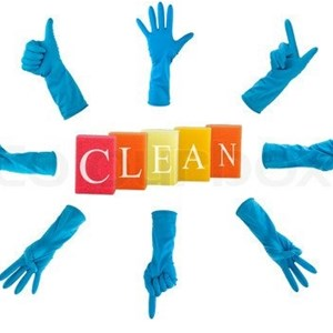 Galaxy Cleaning Services Logo