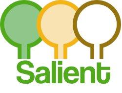 Salient Landscaping, Inc. Logo