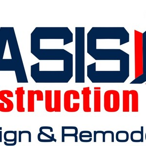 Oasis Construction inc Logo