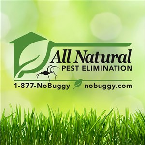 All Natural Pest Elimination Logo
