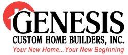 Genesis Custom Home Builders Inc Logo