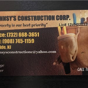 Hannsys Construction Corp Logo