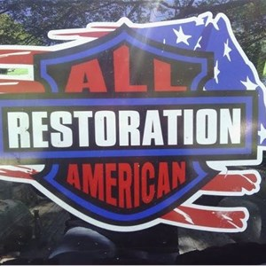 All American Restoration Logo