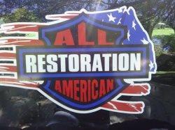 All American Restoration Logo