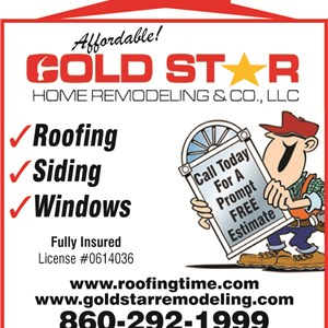 Goldstar Remodeling Co.llc Logo
