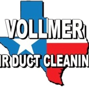 Vollmer Air Duct Cleaning, LLC Logo