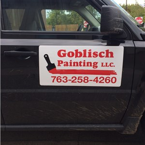 Goblisch Painting LLC Logo