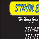 Strom Electric Logo