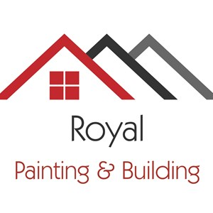 Royal Painting & Building Logo