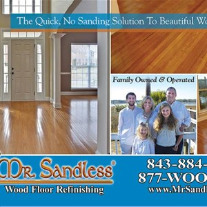 Mr. Sandless Charleston Cover Photo