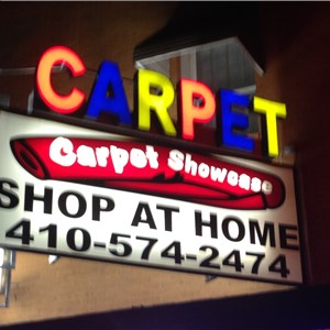 Carpet Showcase Logo