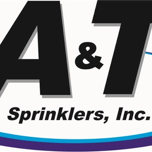 A & T Sprinklers Inc Logo