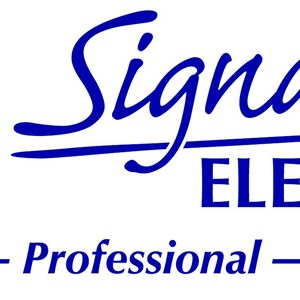 Signature Electric, LLC dba D & J Electric Logo