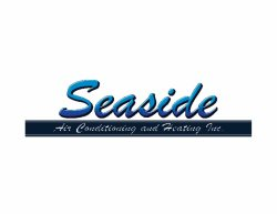 Seaside Air Conditioning And Heating Logo