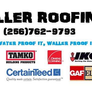 Waller Roofing Logo