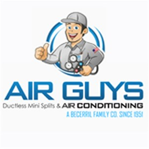 Air Conditioning Guys Inc - San Diego Logo