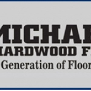 Michaels Hardwood Flooring Logo