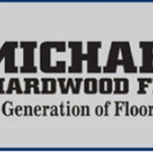 Michaels Hardwood Flooring Logo