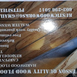 Wesson Quality Wood Floors Cover Photo