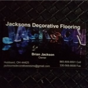 Jacksons Decorative Flooring LLC Logo
