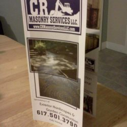 CR Masonry Services LLC Logo