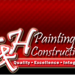 F & H Painting Logo
