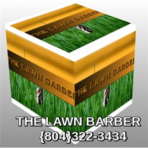 The Lawn Barber Logo