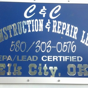 C&C Construction & Repair, LLC Logo