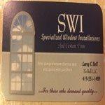 SWI Specialize Window Installations Logo