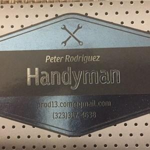 Rodriguez Handyman Services Logo